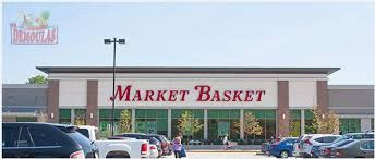the new burlington market basket home