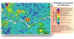 Ottawa Canada Map by Ottawa Gatineau Radon Cgen Archive