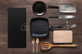 vieux ustensiles de cuisine couteau cuisine vieux banque d images vecteurs et illustrations