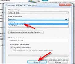 Format Flashdisk Untuk Otg | solusi usb otg tidak terbaca di android technoecho