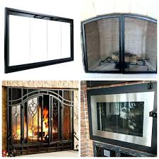 air tight fireplace doors replacement glass fireplace doors gas clearance fireplace glass doors gas replacement airtight