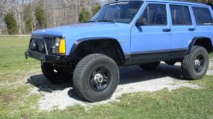 matte black jeep 2 door v2 jeep cherokee xj heavy duty flat fender flares