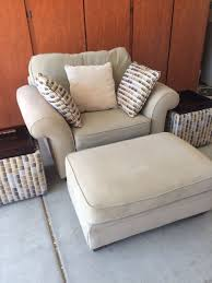 alan white sofa for sale alan white oversized accent chair and ottoman furniture in