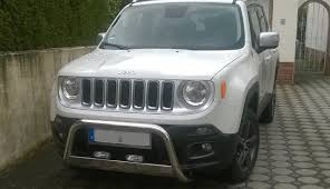 jeep bumper grill jeep renegade forum view single post step bars grill guard