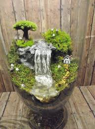 Diy Patio Fountain Fairy Garden Fountain U2013 Satuska Co