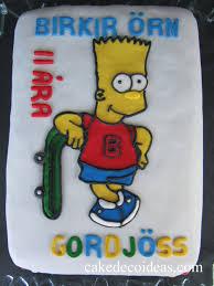 children u0027s birthday cakes cakedecoideas
