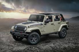 Jeep Wrangler Sport S Interior Rolls Out 2017 Wrangler Rubicon Recon Ahead Of Jl Debut