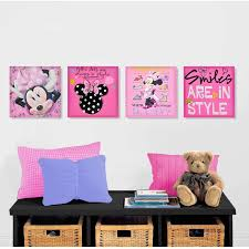 mickey mouse wall decals fabulous minnie art interior inspirational minnie mouse wall art