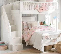 Loft Bed Set Fillmore Stair Loft Bed Lower Bed Set House Ideas