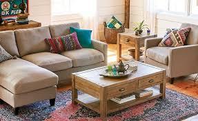 marcelle ottoman world market world market living room living room design inspirations