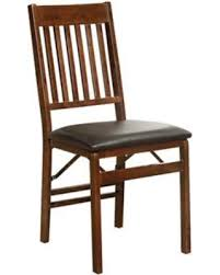 Wood Folding Chairs Tis The Season For Savings On Mission Back Wood Folding Chair Walnut