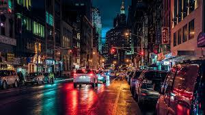 New York At Night Wallpaper The Wallpaper by Chinatown New York City By Night Wallpaper Wallpaper Studio 10