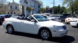 beautiful chrysler sebring convertible in interior design for