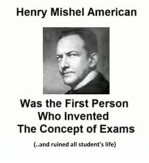 Who Invented Memes - henry mishel american was the first person who invented the