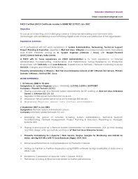 Entry Level System Administrator Resume Sample System Administrator Resume Sample Doc Format 2 1 U2013 Inssite