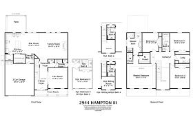 hampton iii home builders in augusta ga