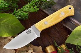 bark river kitchen knives bark river knives bravo necker 3v antique ivory micarta
