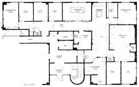 Floor Plan Of The Office Interior Home Office Floor Plan Intended For Imposing Ground