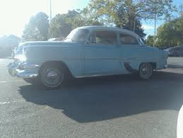 curbside classic 1954 chevrolet 210 u2013 see the usa in your chevrolet