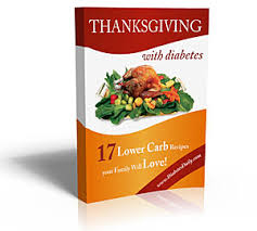 thanksgiving with diabetes cookbook
