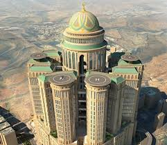 abraj al bait mecca to build the world s largest hotel archdaily