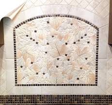 decorative ceramic tile custom hand made tile tiles with style