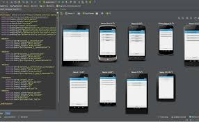 android layout width layouts compatible with screen size version