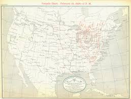 World Map Of Tornadoes by Historical Tornadoes Stormstalker
