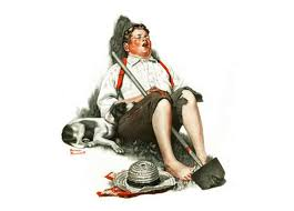 fbi recovers 1m norman rockwell painting stolen in 1976 ny