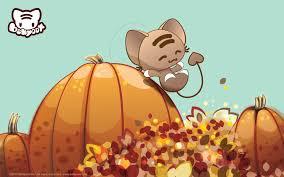 cute pumpkin halloween wallpaper pumpkin jumpin wallpaper by lafhaha on deviantart