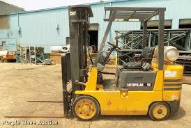 1993 caterpillar gc25 forklift item da0729 sold july 6