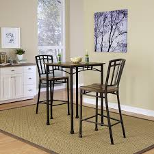Craftsman Style Dining Room Furniture by Amazon Com Home Styles 5050 359 Modern Craftsman 3 Piece Bistro