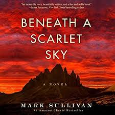 all the light we cannot see audiobook amazon com beneath a scarlet sky a novel audible audio edition