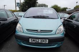 used citroen xsara picasso sx for sale motors co uk