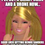 Barbie Meme - smug barbie meme generator imgflip
