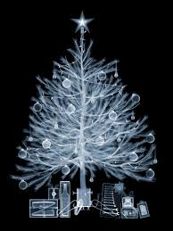 prominent x ray photographer nick veasey u0027s take on our christmas