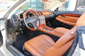 lexus sc430 used car review 2005 lexus sc430 vero beach fl 17001398