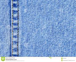 denim blue denim blue jeans material stock photo image of stitches 5002332