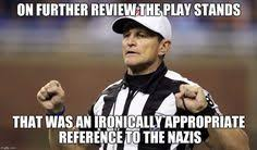 Ed Hochuli Meme - ed hochuli and his biceps eye candy pinterest biceps and referee