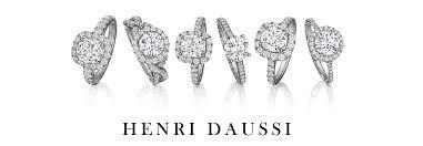 henri daussi engagement rings henri daussi diamonds jewelry jb hudson jewelers