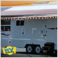 Led Lights For Rv Awning Rv Solar Shop Solar Powered Rv Awning Lights Rv Business