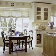 country kitchen curtains ideas white lacquered wood cabinet