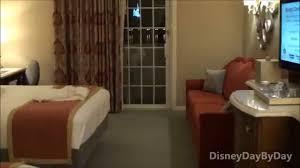 grand floridian theme park view room tour youtube