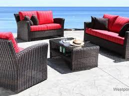 Outdoor Patio Conversation Sets by Patio 33 Westport Outdoor Wicker Patio Furniture Conversation