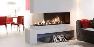 modern gas u0026 wood fireplaces contemporary design european home
