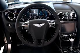 bentley steering wheel 2017 bentley continental gtc v8 stock 7n064043 for sale near