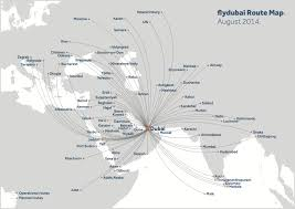 Iberia Route Map by Flydubai Adds Three More Routes Reaches 80 Destinations World