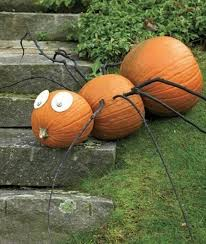 halloween decorations made at home over 40 pumpkin decorating ideas with video clever holidays