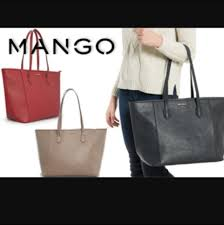 Mango Bag mango touch tote bag s fashion bags wallets on carousell
