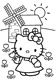 167 kitty images kitty coloring